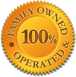 Family Owned Operated