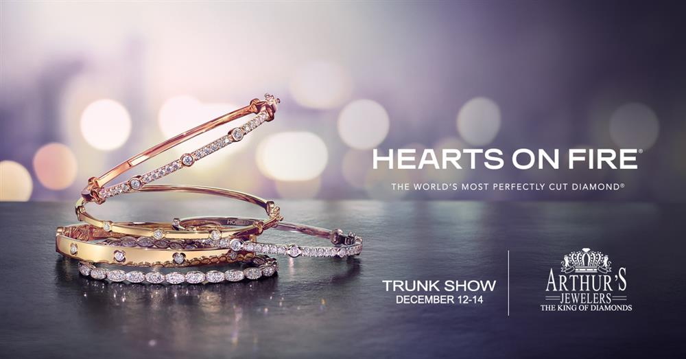 Hearts On Fire Trunk Show