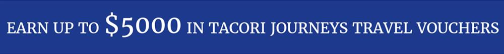 Tacori Journeys Travel Vouchers