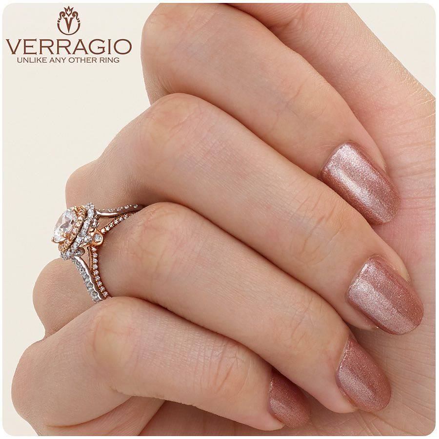 Verragio Angle of Ring