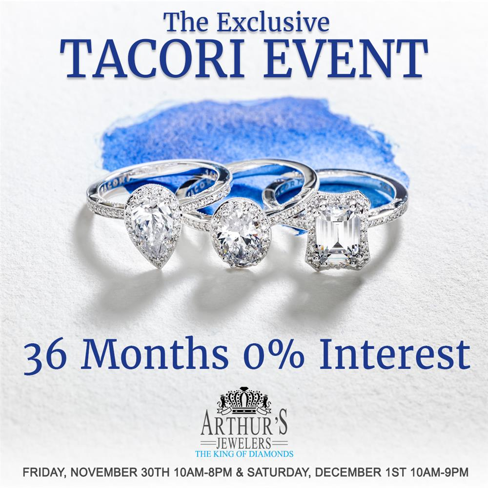 Exclusive Tacori Event