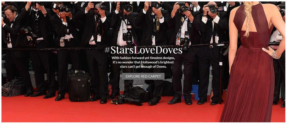 #StarsLoveDoves