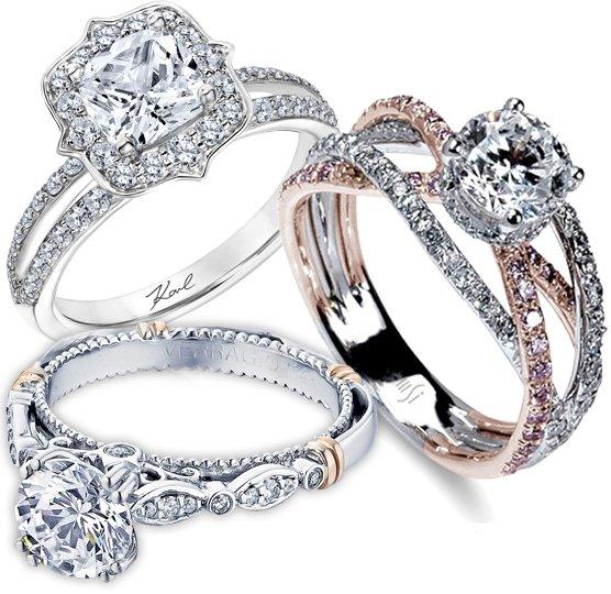 Designer Engagement Rings Fine Jewelry Arthur S Jewelers