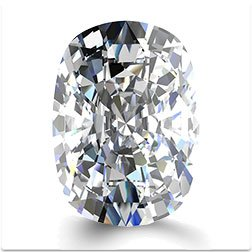 Picture of 1.03ct G-VS1  Cut Cushion Diamond