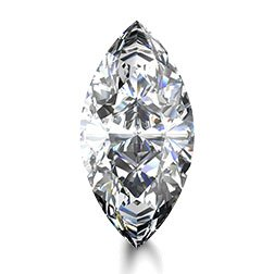 Picture of 0.51ct F-VS2  Cut Marquise Diamond