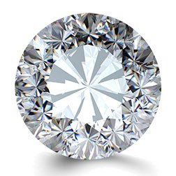 Picture of 0.26ct G-SI2 Ideal Cut Round Diamond
