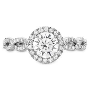 Picture of Destiny Lace Halo Ring