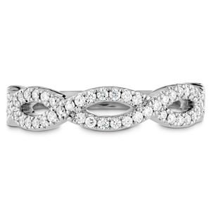 Picture of Destiny Twist Diamond Band