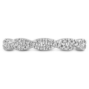 Picture of Harley Go Boldly Braided Eternity Band