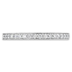 Picture of Liliana Milgrain Diamond Band