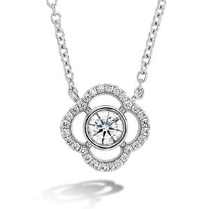 Picture of Signature Petal Bezel Pendant