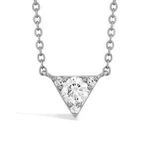Picture of Triplicity Triangle Pendant