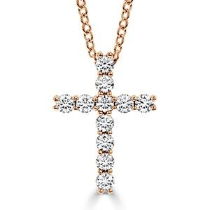 Picture of Whimsical Small Cross Pendant