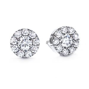 Picture of Fulfillment Round Earrings 1.41tw