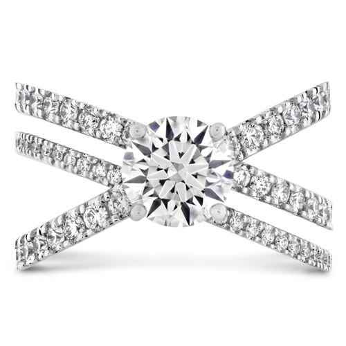 Picture of Harley Wrap Engagement Ring
