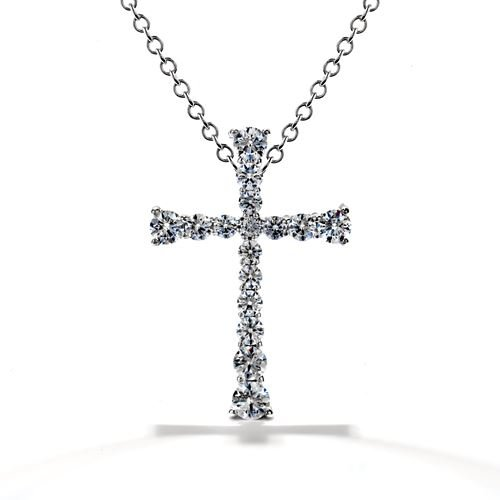 Picture of Divine Journey Cross Pendant