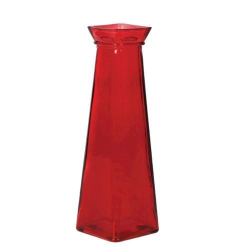 Picture of VASE RED