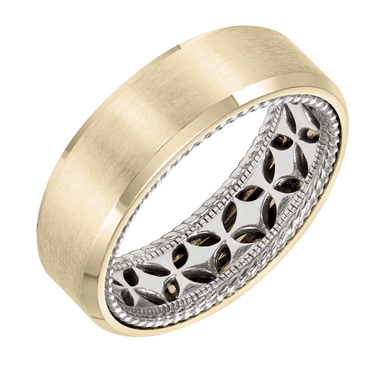 picture of 11 wv11u7 g - Mens Designer Wedding Rings