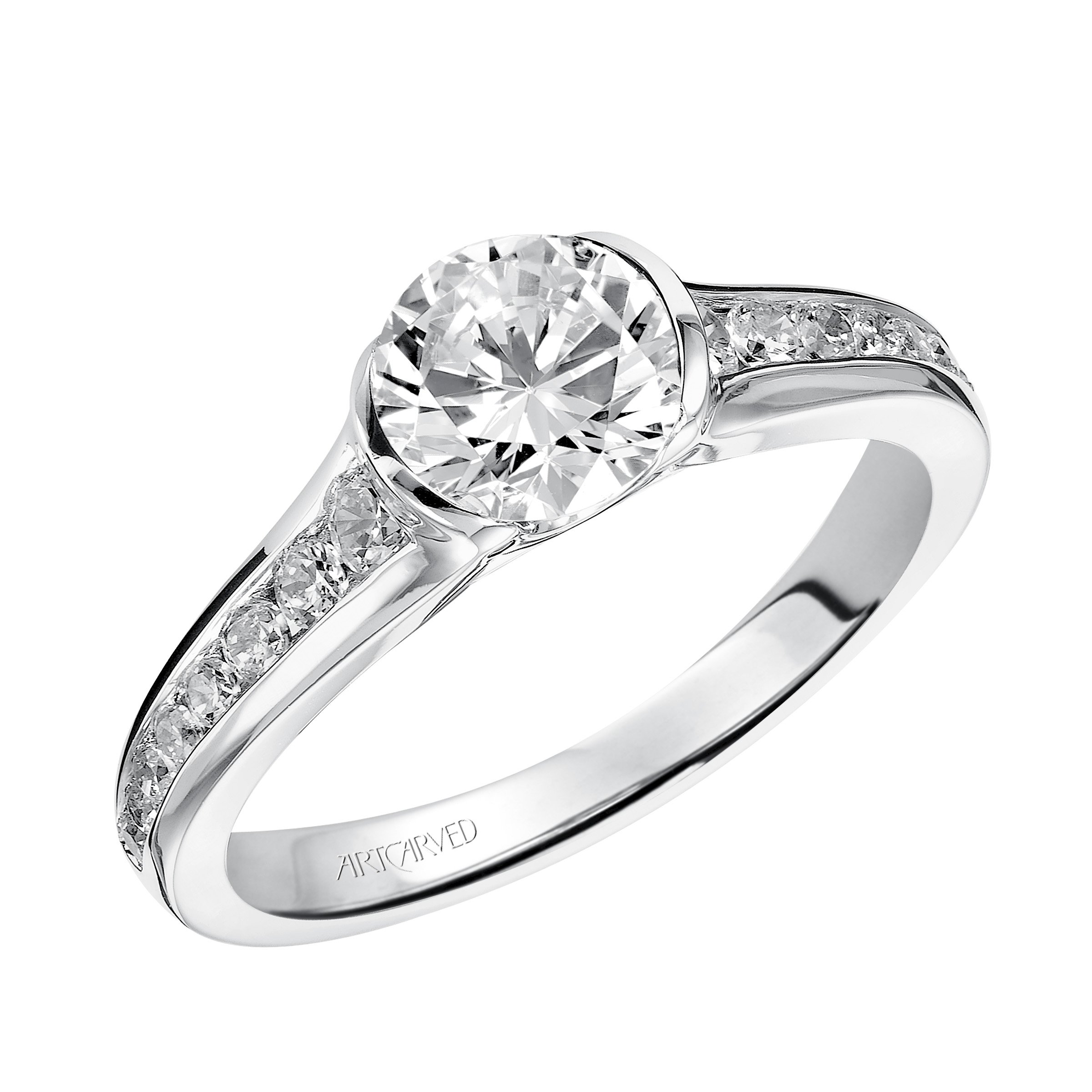 ring three brilliant band shelton jewelers diamond choice product bands a engagement