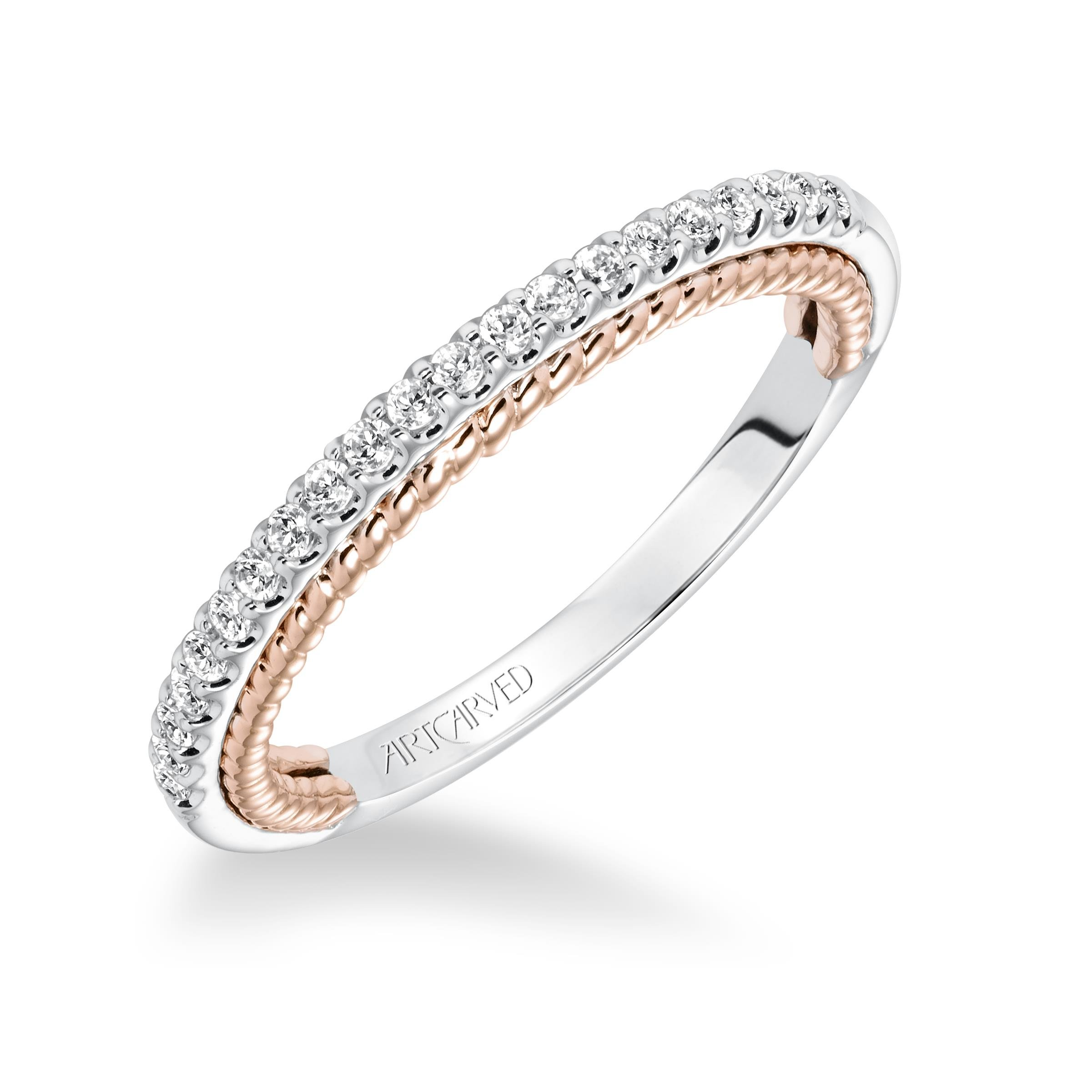 engagement rose topic wedding gold bands band ring diamond or
