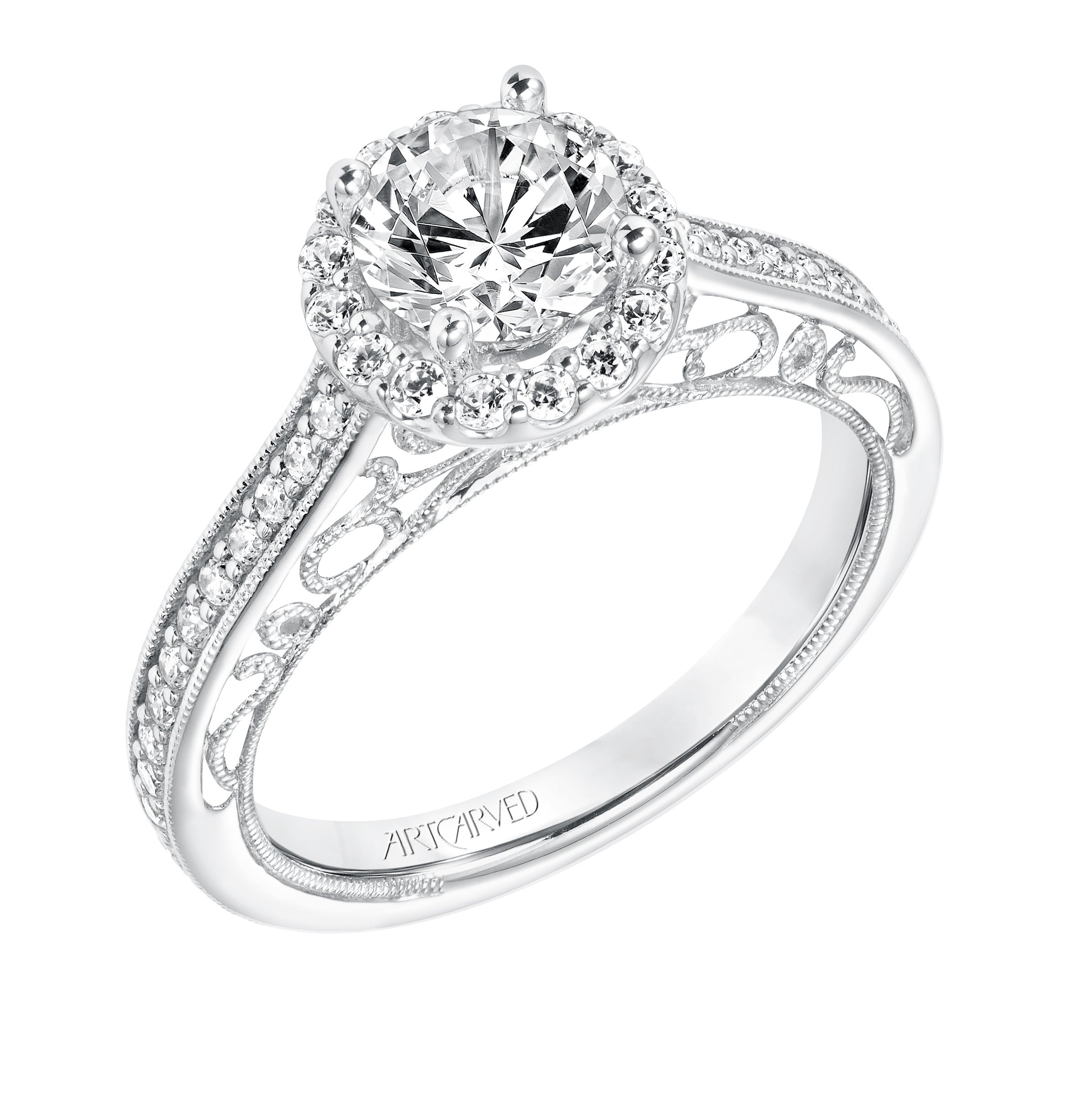 product melody centres diamond rings ring charm solitaire wedding