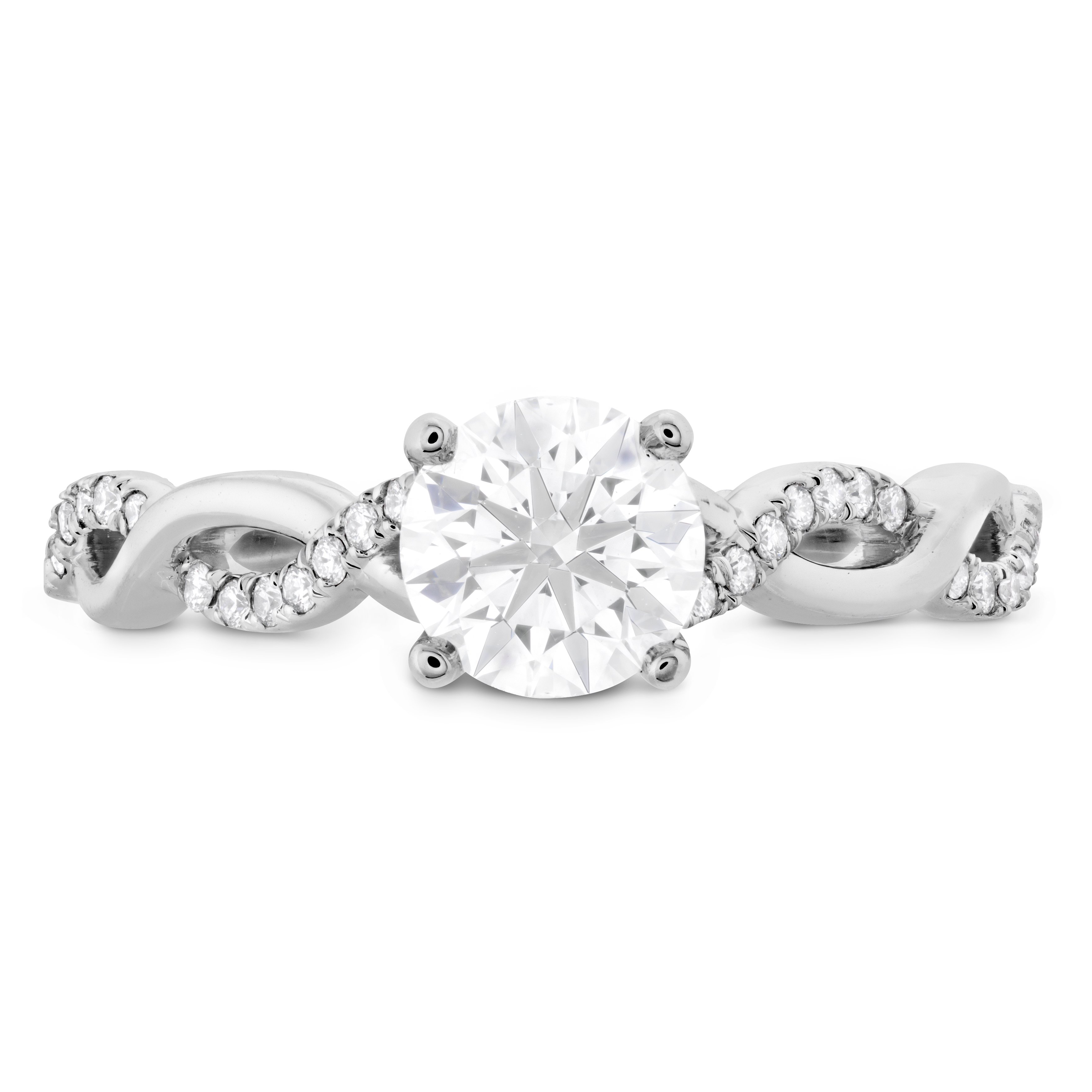 e diamond in engagement ring rings platinum ct round halo