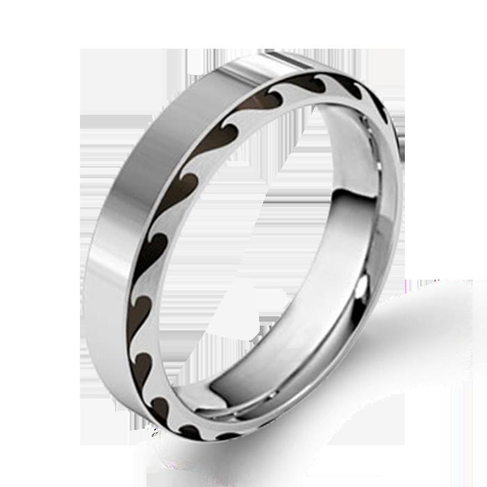 Dora Plain White Gold Mens Wedding Bands Designer Engagement Rings Fine Jewelry Arthur S Jewelers