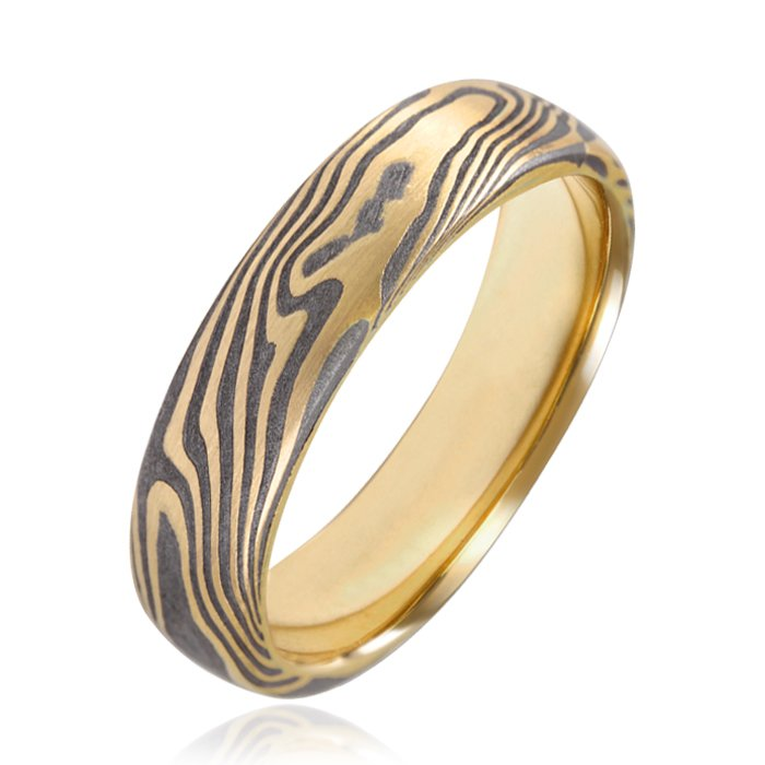 expert gane creating interview rings on engagement mokume wiki