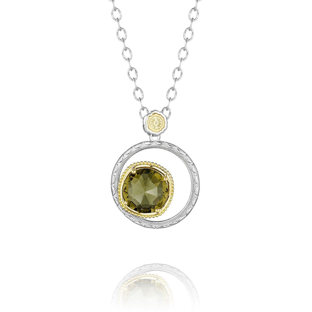 Tacori Midnight Sun SN141Y10 Gemstone Necklace