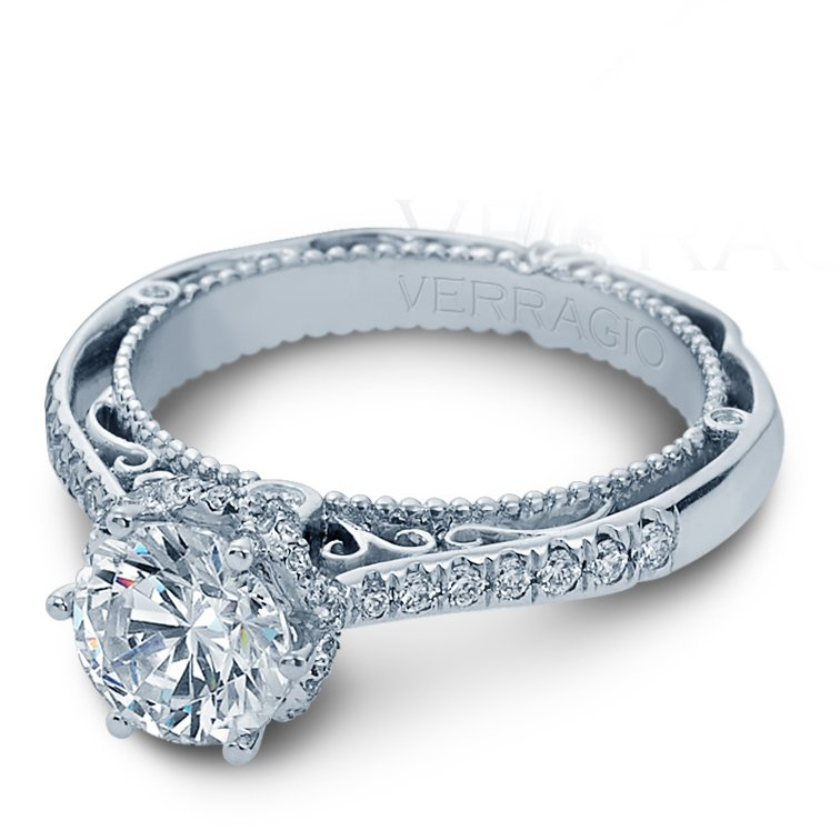 Verragio Venetian-5052 Vintage Engagement Ring